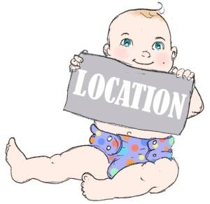 location de porte-bébés physiologiques
